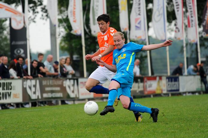 Archiefbeeld: FC Horst - Blauw Geel'55