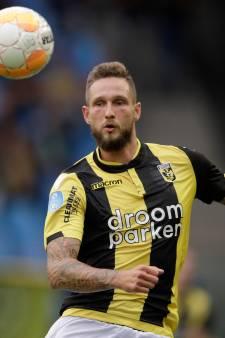 Uitstel rentree Matavz; Vitesse mikt op terugkeer goalgetter in laatste weken seizoen