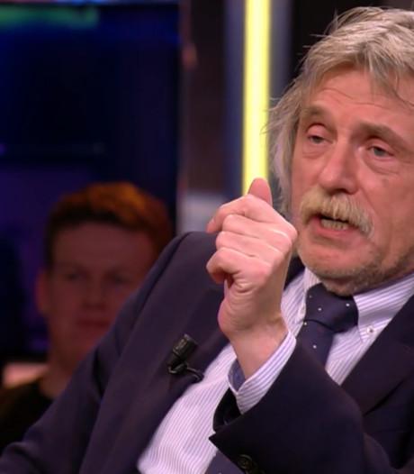 Johan Derksen brandt Roxeanne Hazes af: Ze kan er helemaal niks van