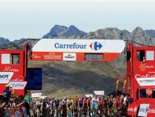 Vuelta rit 6 finisht niet op de Tourmalet, maar op de Aramón Formigal