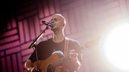 """Milow werkte tijdens lockdown in Los Angeles aan livealbum: """"Een lege agenda, dat was angstaanjagend"""""""