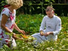 Streekgerecht: chef-kok Vandeijck maakt varkensschouder met Riethovense kruiden
