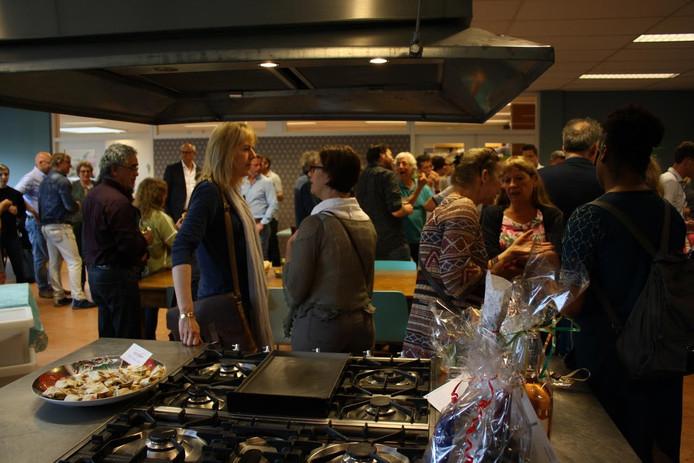 De nieuwe locatie aan de Boomstraat 131 is een samenwerkingsverband van vier sociale projecten.