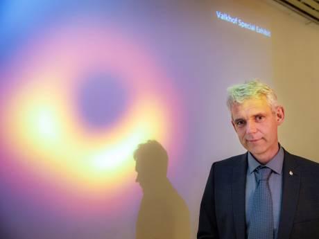 Heino Falcke schoot eerste foto van zwarte gaten: 'Plaatje is waardevoller dan Mona Lisa'