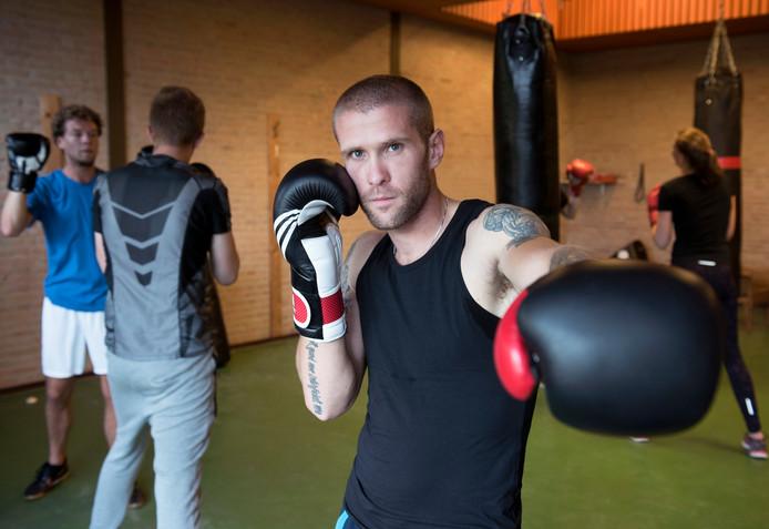 Nick Postma staat op 30 novemer in de Rijnstreekhal in Alphen.