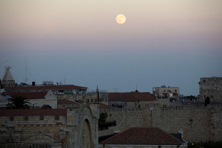 Jeruzalem. Beeld epa