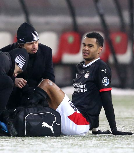 Gakpo minstens drie duels aan de kant, topper tegen Feyenoord in gevaar