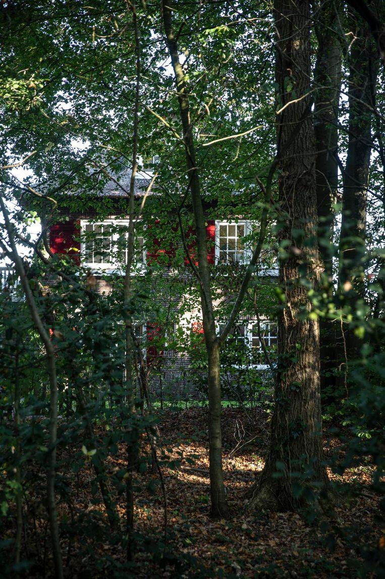 't Hooge Nest, de villa in Naarden, Beeld Jan Willem Kaldenbach