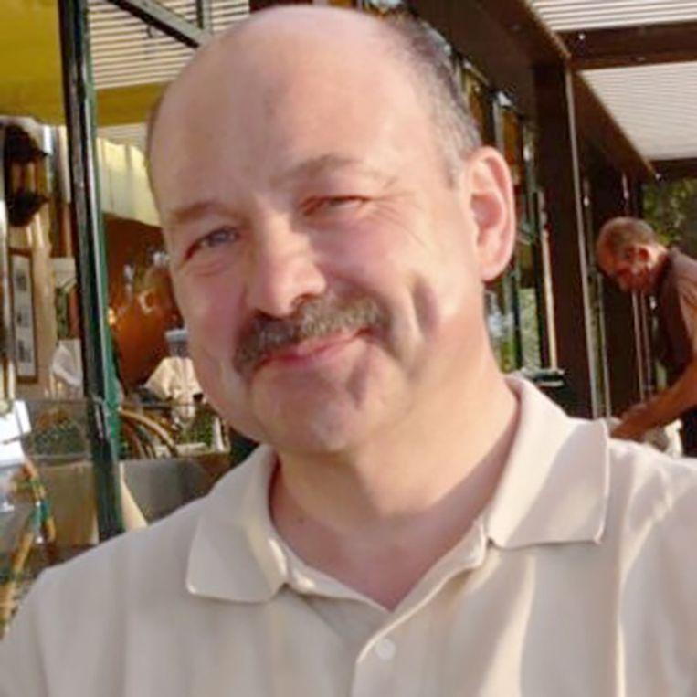 Kop van Jut is André Desenfants, de nummer 2 van de federale politie.