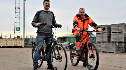 Gemeentepersoneel Wingene fietste 58.184 kilometer bijeen in 2019
