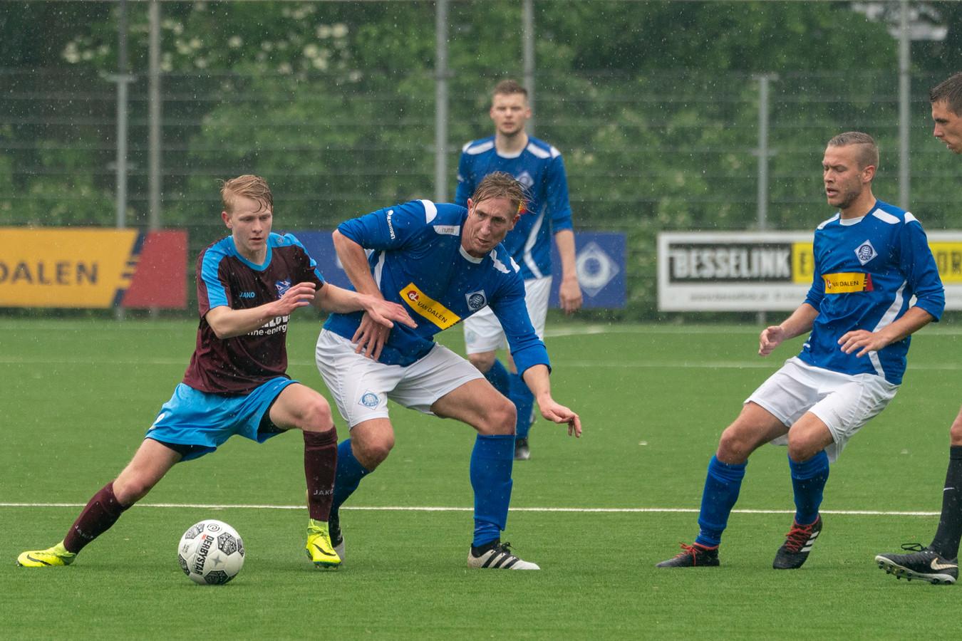 RKHVV (blauwe shirts) krijgt volgend seizoen een andere gedaante.