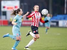PSV Vrouwen stelt plek in kampioensgroep zeker