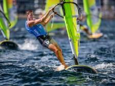 Van Rijsselberghe nog net in medalrace olympisch testtoernooi