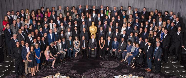 De genomineerden voor de Oscars van 2015. Beeld epa