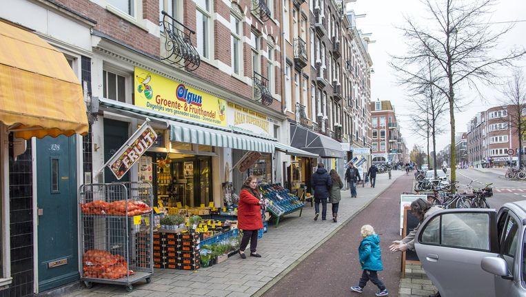 Jan Pieter Heijestraat in West Beeld Marc Driessen (www.marcdriessen.com)