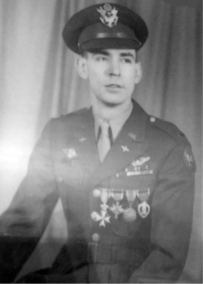 Edward Fulmer in zijn jonge jaren.