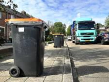 Vervuiling oranje containers kost burger Haaksbergen veel geld