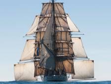 Zeilschip Bark Europa is lekker op weg: 'We zouden ergens rond 17 juni aankomen'