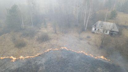 """IAEA: """"Geen stralingsgevaar door branden bij Tsjernobyl"""""""