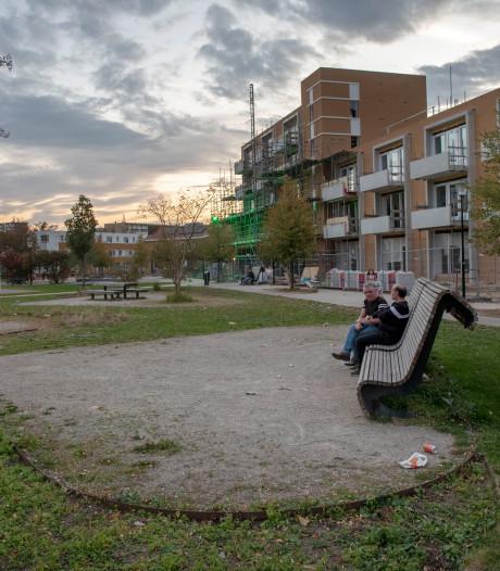 Buurt is overlast in het Huygenspark in Ede spuugzat
