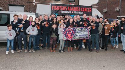 Fighters Against Cancer van Bert Vanmechelen haalt recordbedrag van 100.666 euro binnen