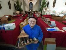 150 kerststallen in alle soorten en maten in Wouwse Lambertuskerk