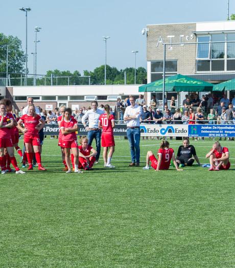 FC Twente Vrouwen aangeslagen: 'Maar Ajax terechte kampioen'