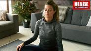 Claudia Van Avermaet coacht je kerstkilo's weg op vijf minuten