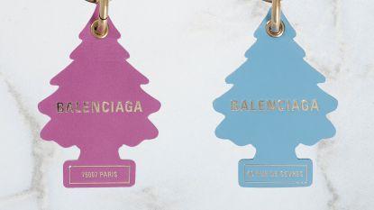 Balenciaga zit in de problemen ... door geurboompjes