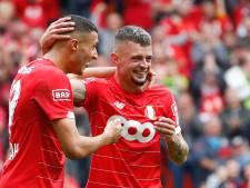 Oud-PSV'er Lestienne helpt Standard Luik aan zege
