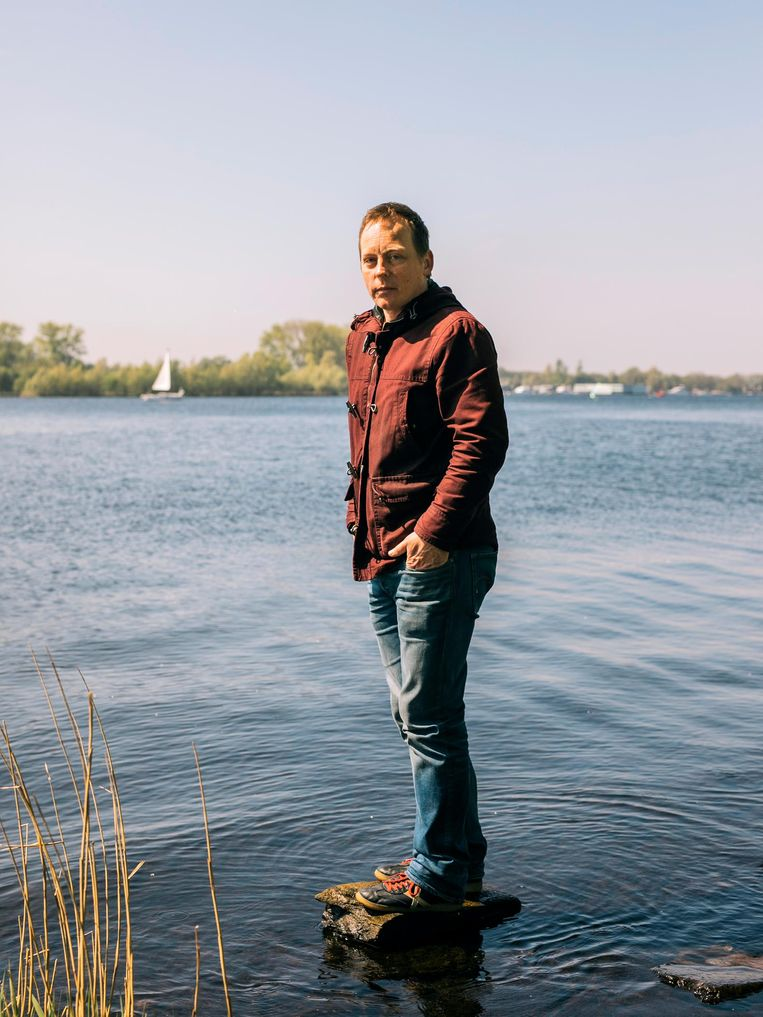Arnold de Boer: 'Ik had iets totaal anders te vertellen: persoonlijker, directer.' Beeld Marcel Wogram