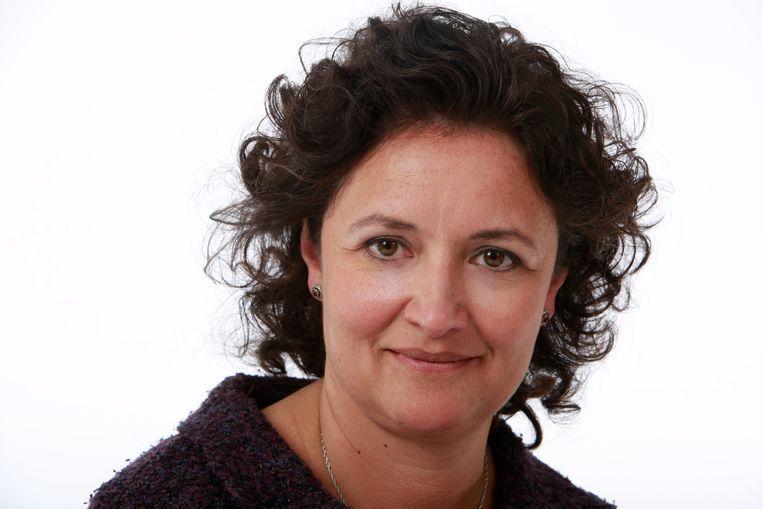 Sigrid Spruyt in 2009