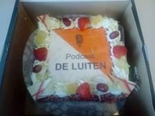 Bladella laat RBC promoveren en krijgt als dank taart uit Roosendaal