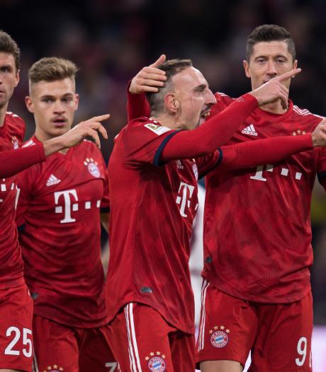Bayern wegtikken zoals in oktober, dat zal Ajax nu niet lukken