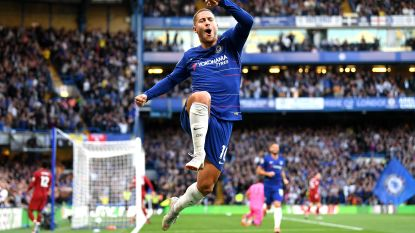 Chelsea wil van Hazard zijn bestbetaalde speler ooit maken