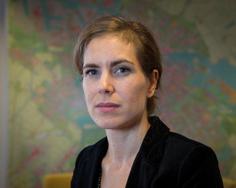 Simone Kukenheim (D66) Beeld Dingena Mol