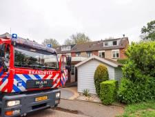 Bewoner inhaleert rook bij woningbrand in Bunschoten