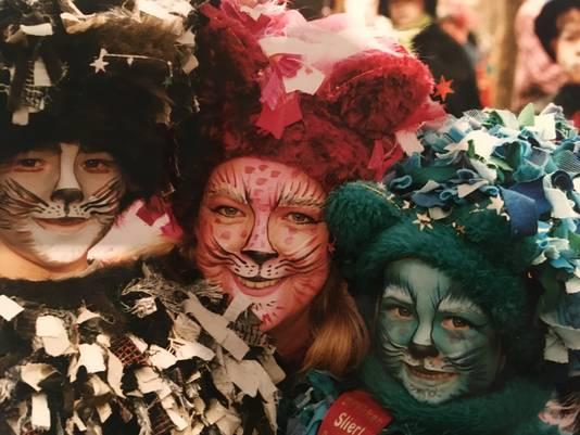 'As wa gaode gij', is de titel van de carnavalsexpositie in I.S.M . Breda. Vandaar veel foto's van mooi uitgedoste carnavalvierders