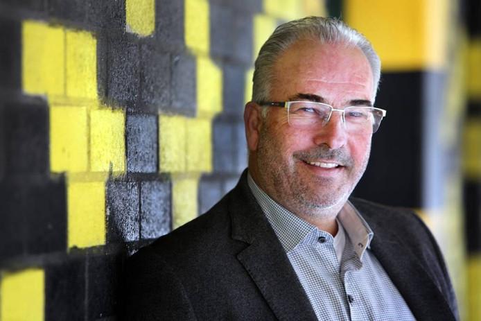Technisch directeur Hans Smulders van NAC.