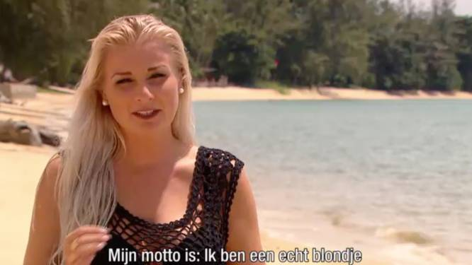Cherish uit 'Temptation Island' is weer single