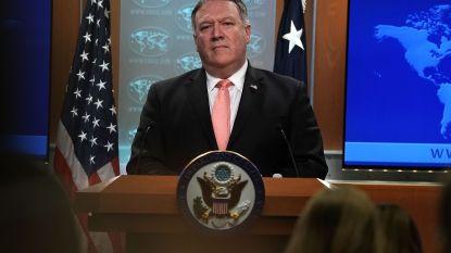 Pompeo vraagt einde van vijandelijkheden in Jemen