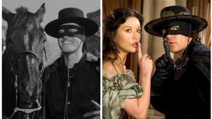 20 jaar na 'The Mask Of Zorro': de vele gezichten van de gemaskerde held