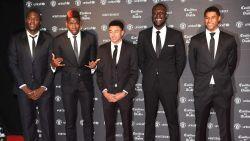 Zelfs zijn ploegmakkers zien het verschil niet meer: Lukaku opnieuw verward met Britse rapper