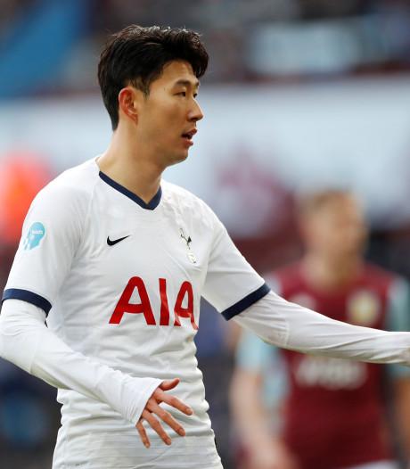 Tottenham autorise Heung-min Son à regagner la Corée du Sud