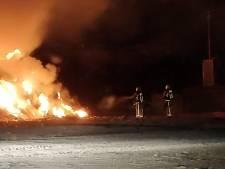 Opnieuw brand bij afvalverwerker Twence in Hengelo