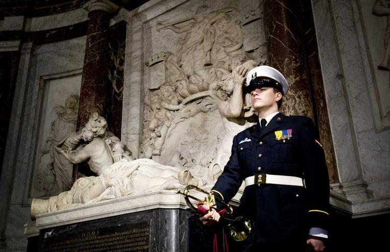 Koninklijke Marine Viert Jubileum De Volkskrant