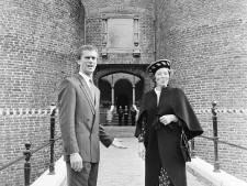 Oud-burgemeester Westra van Dussen overleden