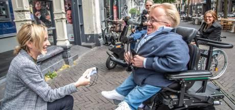 Rick Brink uit Hardenberg wordt allereerste 'Minister van Gehandicaptenzaken'