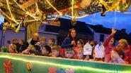Ballonnekensstoet verlicht Duffelse straten