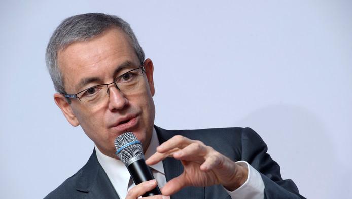 Jean-Pierre Clamadieu, CEO d'Engie.